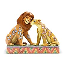 Disney Traditions Savannah Sweethearts Simba - Figura Decorativa