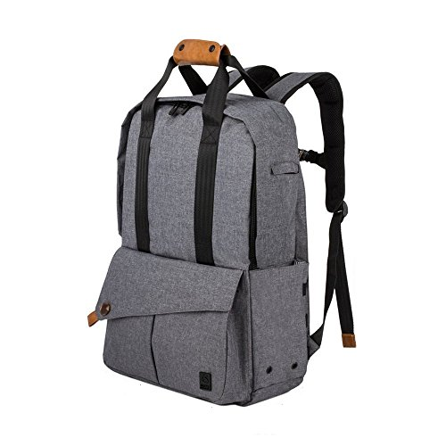 ALLCAMP Canvas Backpack notebook outdoor