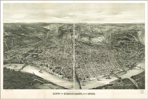 Ohio Antique Map - 5