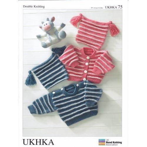 Double Knitting Patterns Amazon