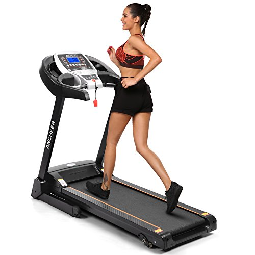 ANCHEER Treadmill APP Bluetooth Control Newest S9300