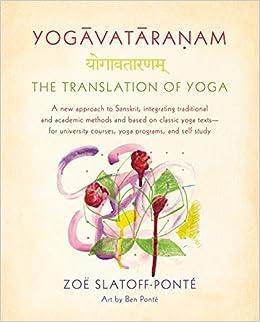 Yogavataranam: The Translation of Yoga: Amazon.es: Zoe ...