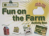 John Deere Fun On the Farm Activity Box, Dorling Kindersley Publishing Staff, 0756632129