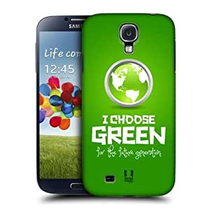 Generation Green Various Advocacy Case For Samsung Galaxy S4 I9500