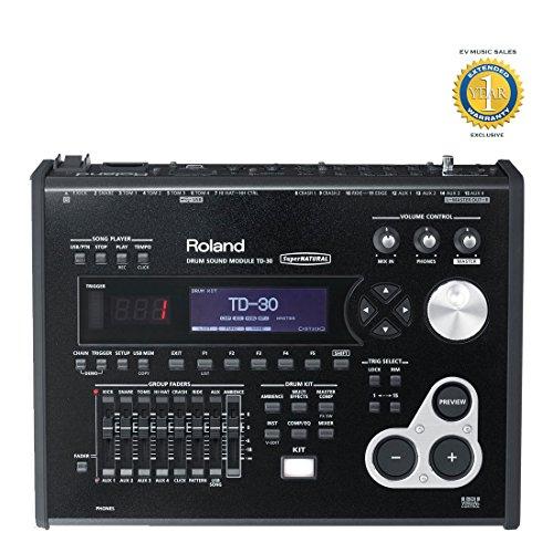 Roland TD-30 Drum Sound Module (Roland Digital Microphone)