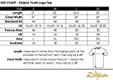 Zildjian Youth Logo T-Shirt, Classic Fit, Heathered