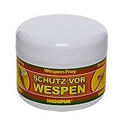 Wespen-Frey – Hagopur Schutz vor Wespen Duftmasse gegen Mücken Wespen Schnaken, 200g