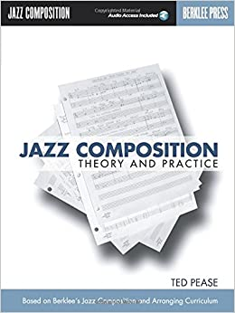 Free ebook download textbooks Jazz Composition: Theory and Practice   ePub FB2