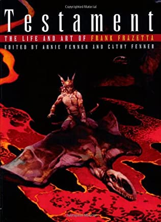 book cover of Testament