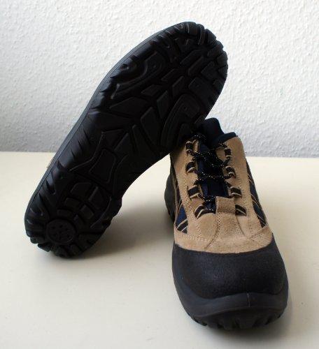 Sicherheitsstiefel S1p 2481-0-600-44 Stiefel, Mod.3 Größe 40 Veloursleder mit Nylon