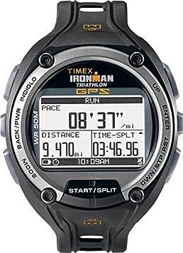 revendeur 054b7 4423b Timex Ironman GPS Global Trainer Watch