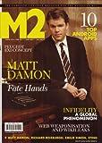 M2 February 2011 Matt Damon