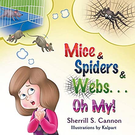 Mice and Spiders and Webs...Oh My!