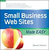 img - for Small Business Web Sites Made Easy book / textbook / text book
