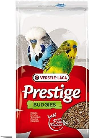 Versele Laga - Comida para pájaros, para periquitos, 1 Paquete de 4 kg
