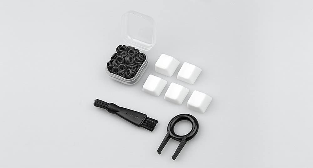 Xtrfy A1 Enhancement Kit for mechanische Tastaturen Black