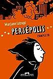 capa de Persépolis - Completo