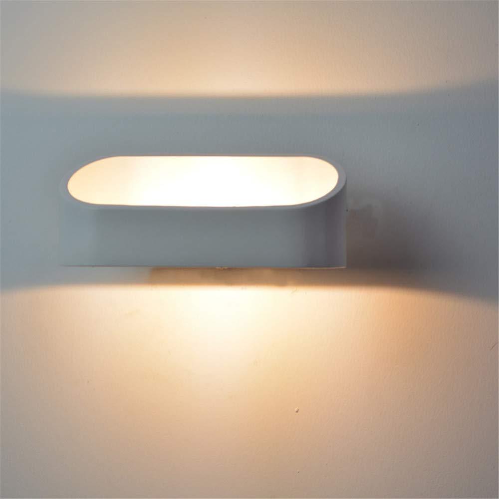 Eeayyygch Wand-Wäsche beleuchtet geführte Wandlampe moderner minimalistischer Ausgangsplatz-AluminiumkorrosionsBesteändigkeit (Farbe   -, Größe   -)