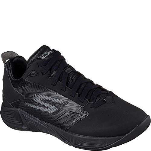 Skechers Mens Gobasketball Torch 2 Mid Basketball Nero D (m) Us Black