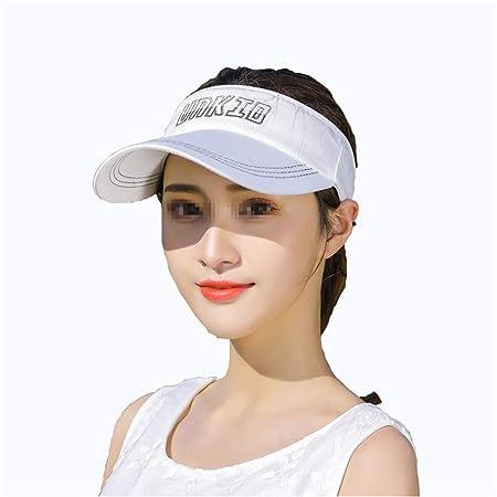 Visera Sombrero para el Sol Gorra De Playa Packable para El Sol ...