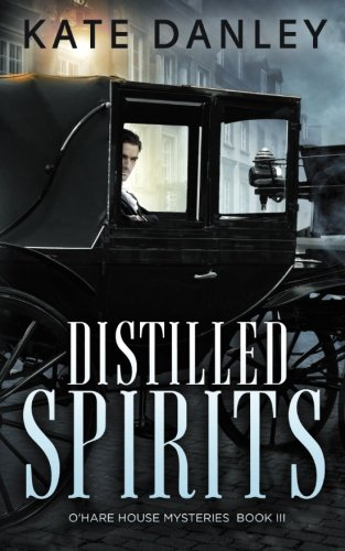 book cover of Distilled Spirits
