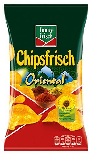 funny-frisch Chipsfrisch Oriental, 175 g