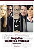 img - for Negative Employee Attitudes: Pinpoint Management Skill Development Training Series book / textbook / text book