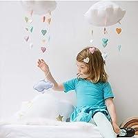 EisEyen habitación de los Niños Decoración, 3D Nubes