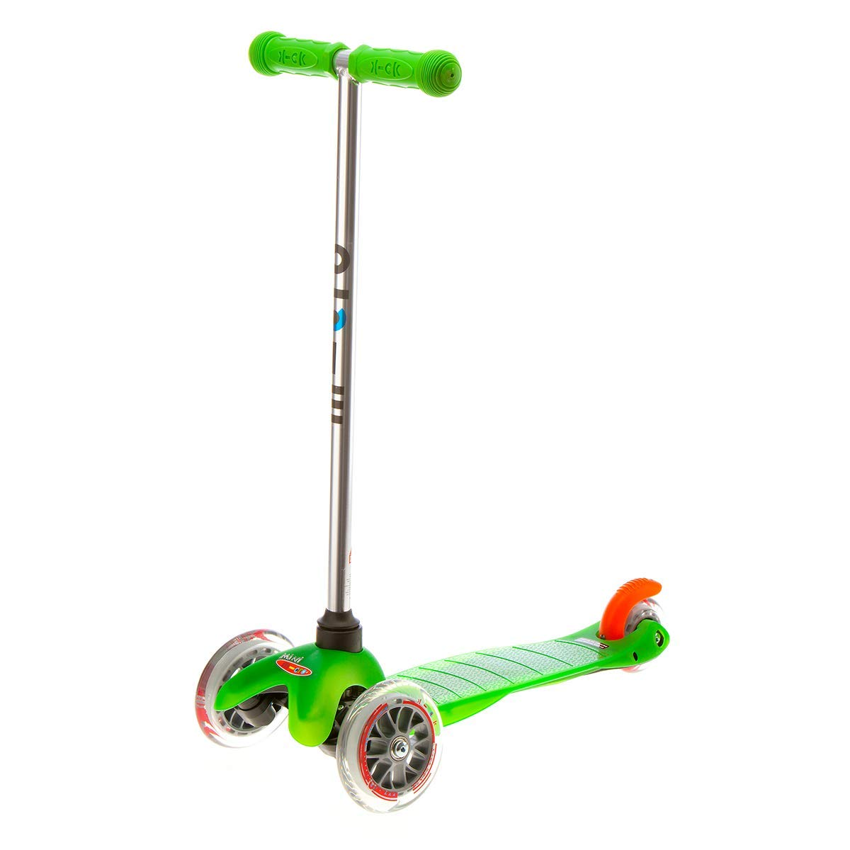 Mini Micro Scooter - Green by Micro Kickboard