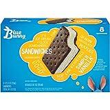 Blue Bunny, Simply Vanilla Ice Cream Sandwich, 8 Ct (Frozen)