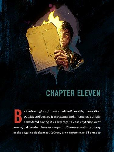 Thumbnail shoveller image – 4 for  Graveyard of Memories [Kindle in Motion] (A John Rain Novel Book 8)