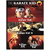 Karate Kid Collection Box Set (Karate Kid SE,Karate Kid II, Karate Kid III, Next Karate KId