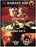 Karate Kid Collection Box Set (Karate Kid SE,Karate Kid II, Karate Kid III, Next Karate KId (Bilingual)