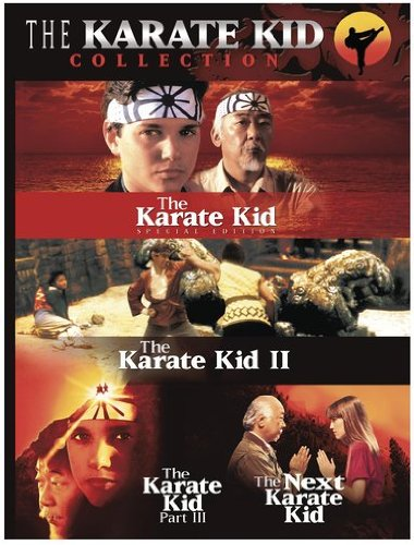 Karate Kid Collection Four Film product image