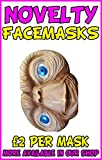 Et Novelty Celebrity Face Mask Party Mask Stag Mask