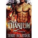 Titanium (Rent-A-Dragon Book 3)
