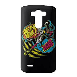 Cool-benz Vans off the Wall (3D)Phone Case for LG G3