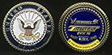 USS Harry S. Truman CVN 75 (Enlisted) Challenge Coin