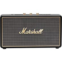Marshall Stockwell Portable Bluetooth Speaker (Black)