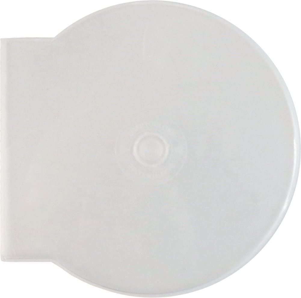 CDBP42CSCL 4.2mm CD Jewel Cases Single Disc 400-Pack Clear Clam Shell SquareDealOnline