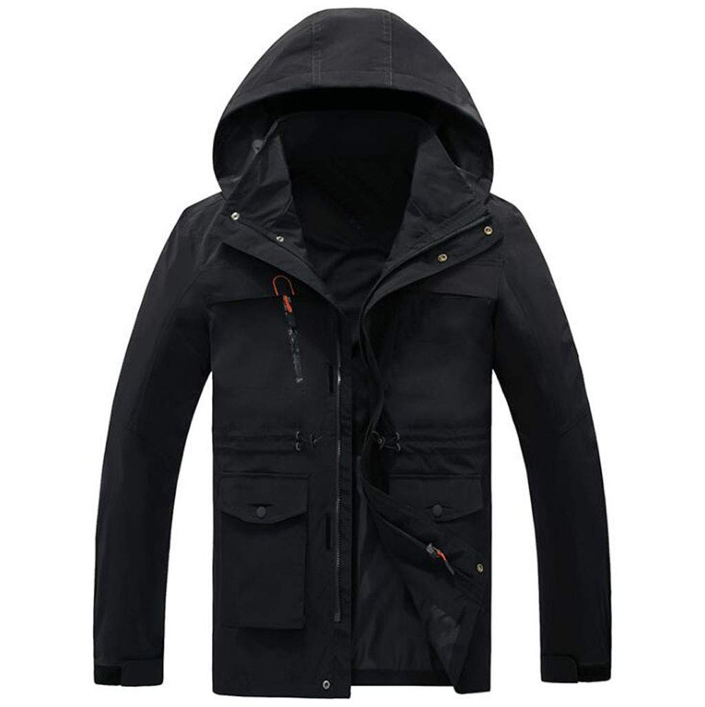 Giacche e cappotti Colore : Nero, Dimensioni : L. ZJEXJJ