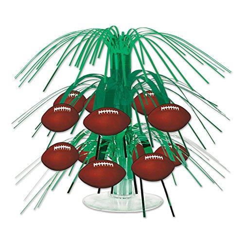 Beistle Mini Football Table Decoration 7 1/2