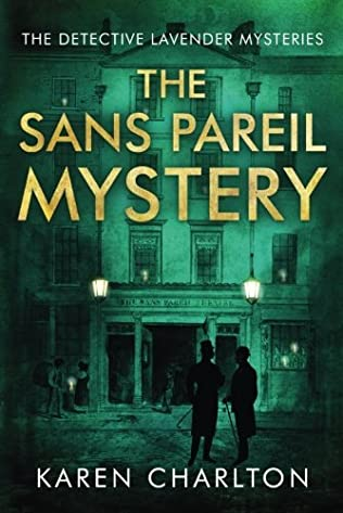 book cover of The Sans Pareil Mystery