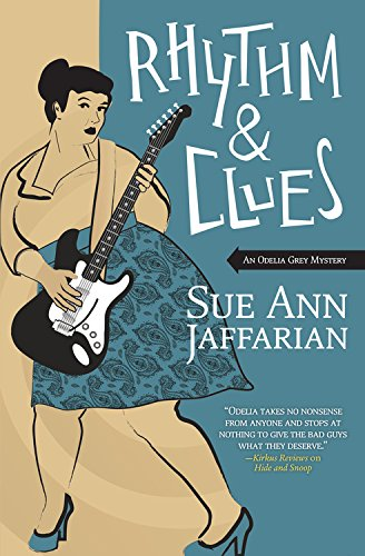 Rhythm & Clues (The Odelia Grey Mysteries Book 11)