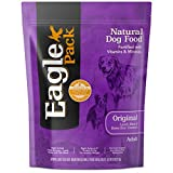 Eagle Pack Natural Dry Dog Food, Lamb