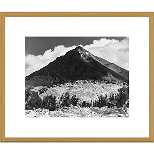 - Global Gallery Ansel Adams 'Pinchot Pass, Mt. Wynne, Kings River Canyon, Proposed as a National par Black