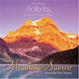 Mountain Sunrise: Peaceful Pan Flutes