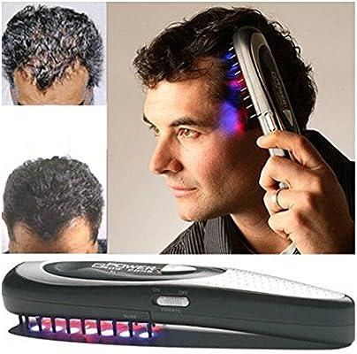 Jw Professionelle Haarwachstum Laser Kamm Power Massage