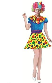 Matissa Disfraces de Payaso para Adultos Disfraz de Payaso para ...