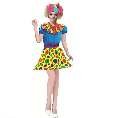 Matissa Disfraces de Payaso para Adultos Disfraz de Payaso ...